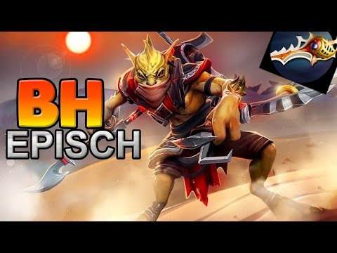Heftiges Spiel! - Dota 2 Gameplay German - Lets Play Bounty Hunter