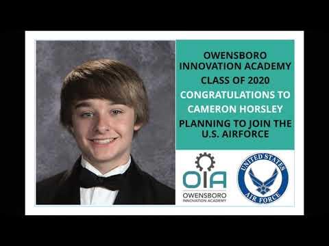 Owensboro Innovation Academy Class of 2020 Slideshow