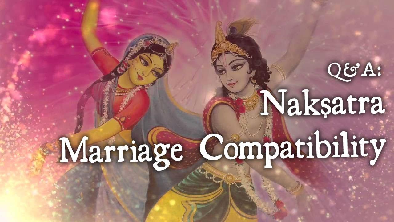 Nakshatra Marriage Compatibility