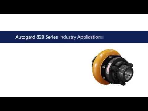 Rexnord Autogard 820 Series Remote-Reset Torque Limiter