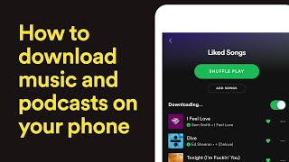 How to listen Offline with Spotify Premium
