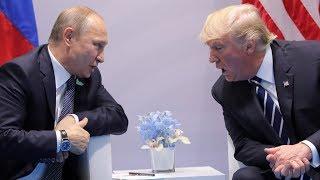 Путин vs Трамп. Валентин Старичёнок