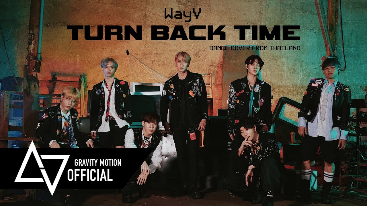 WayV 威神V 'Turn Back Time (超时空 回)' Dance Cover by COINBAE (K-BOY X C-CRAY)