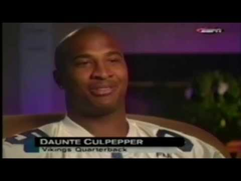 ESPN show the rise of Daunte Culpepper