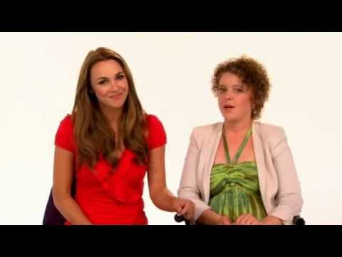 MS Mega Home Lottery: Thank you from Maddy  and Natalie
