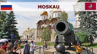 Moskau - Die Sehenswürdigkeiten der Hauptstadt von Russland