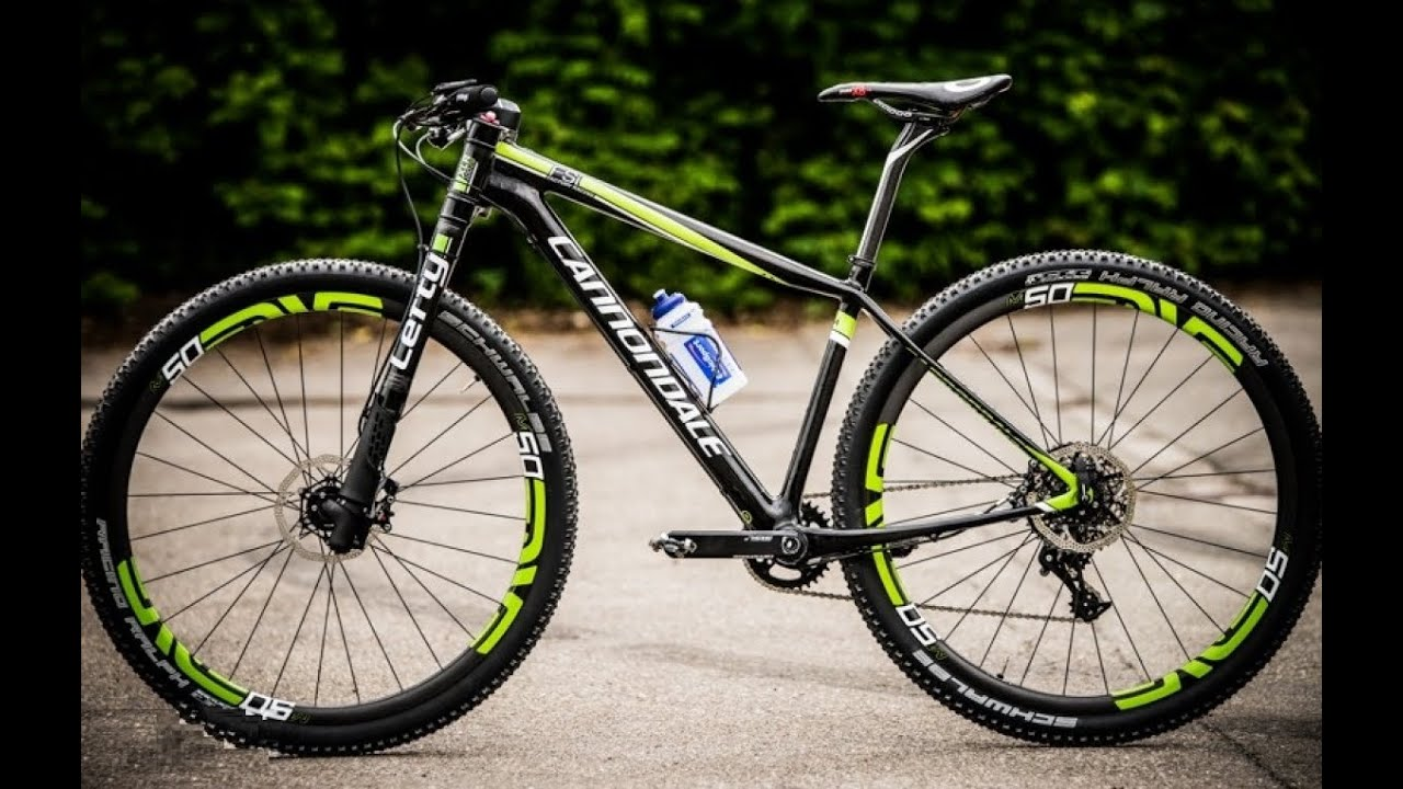 CANNONDALE F-Si CARBON TEAM 2015 - YouTube