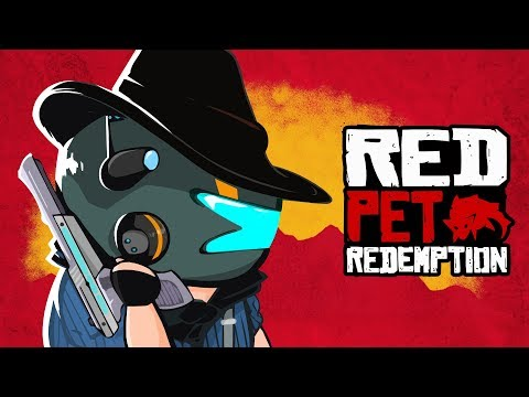 TitanToons: Red Pet Redemption