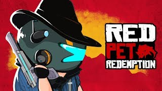 TitanToons: Red Pet Redemption
