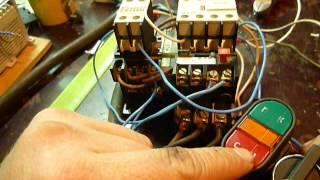 Электромагнитный пускатель реверс с самоподхватом(Тел:8(920)517-48-17. Принимаю заказы на автоматизацию технологических процессов. Посредникам в поиске заказов..., 2013-03-29T18:07:55.000Z)