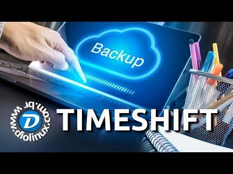 Criando pontos de RESTAURAÇÃO no LINUX com TIMESHIFT