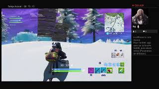 PS4 broadcast live fortnite 10,000 v buck a sui that finds the enigma