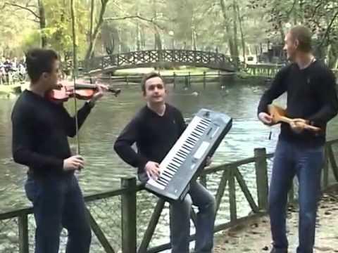 Raspjevane meraklije - Zakon za barabe - (Official video 2011)