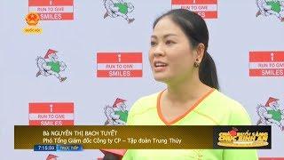 Tập đoàn Trung Thủy: Đồng hành cùng trẻ em hở hàm ếch Việt Nam