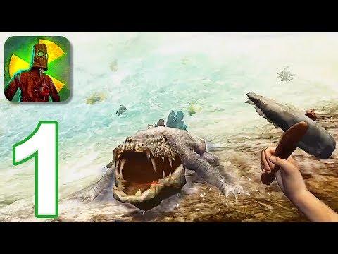 Radiation Island - Gameplay Walkthrough Part 1 (iOS, Android)
