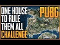 PUBG Challenge 1 | One House To Rule Them All