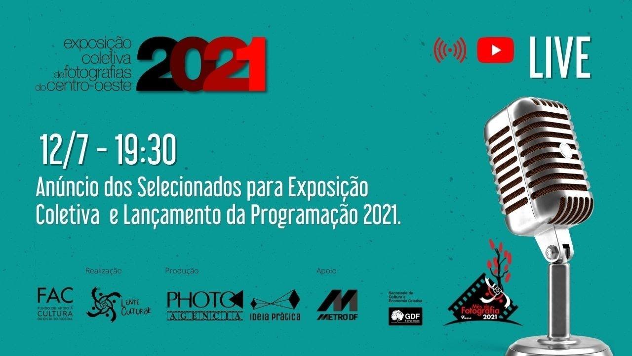 Live: Festival anuncia fotógrafos selecionados para Expo Coletiva e Programação oficial da Ed. 2021