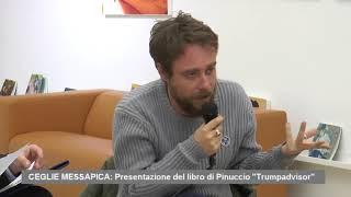PRESENTAZIONE DEL LIBRO DI PINUCCIO 'TRUMPADVISOR'
