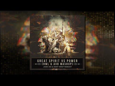 Hardwell, KSHMR vs AvB, Vini Vici - Great Spirit vs Power (Hardwell & Armin Van Buuren Mashup)