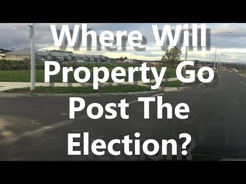 Where Will Property Go Post The Election?