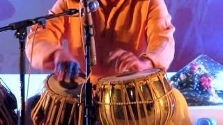 Zakir Hussain tabla solo part 3/4