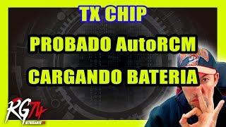 SX OS AutoRCM - Cargando Batería en AutoRCM -  RetroGamer Live