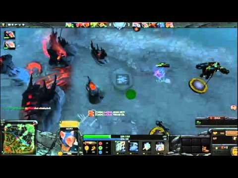46 Gamer Dota 2 playing Ogre Magi Lose game