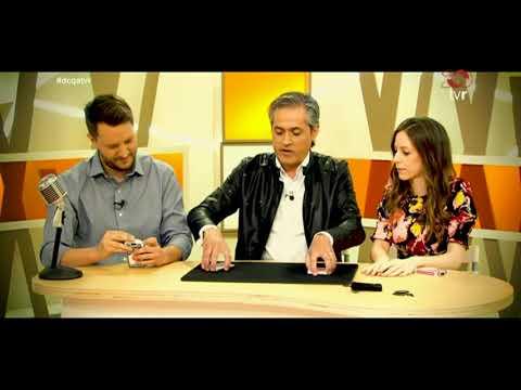 ICEMAN Magia en TVR 6-3-2018 / Triple coincidencia