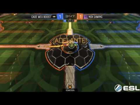 GO4 Rocket League South America Cup #8 Part 2