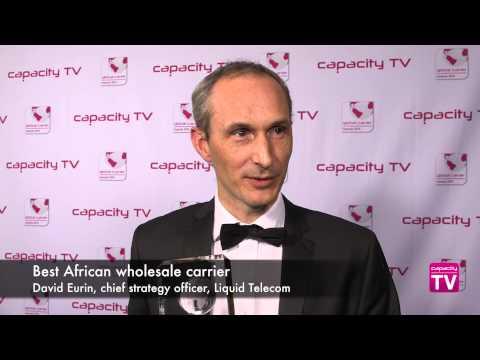 Global Carrier Awards 2014: Best African wholesale carrier winner, Liquid Telecom