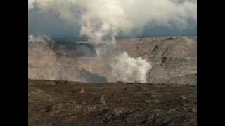 Amazing morning inside Hawaii Volcanoes National Park