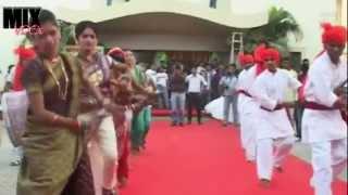 Maharashtrian Lezim Dance