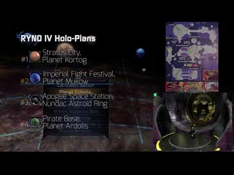 Ratchet & Clank Future Tools of Destruction 100% - Guide - RYNO IV Holo-Plan Locations