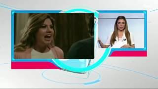 """تفاعلكم: رانيا فريد شوقي ..غضبت من تأخير اسمي في تتر """"المغني"""""""