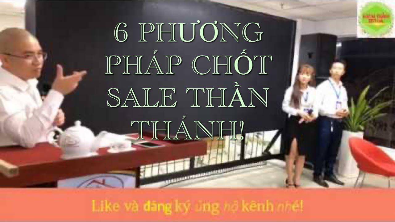 [CEO NGUYỄN THÁI LUYỆN]: pháp chốt sale bất động sản – bí quyết bán cho mọi khách hàng