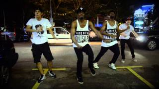 Wild For The Night | A$AP Rocky FT. SKRILLEX |MARCUS TUCKER CHOREOGRAPHY PV.1
