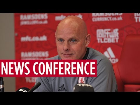 NEWS CONFERENCE | Steve Agnew on Liverpool