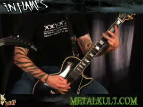 IN FLAMES Lesson Take This Life Intro