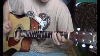 Naruto Ending (Alive) - Fingerstyle Guitar with tabs