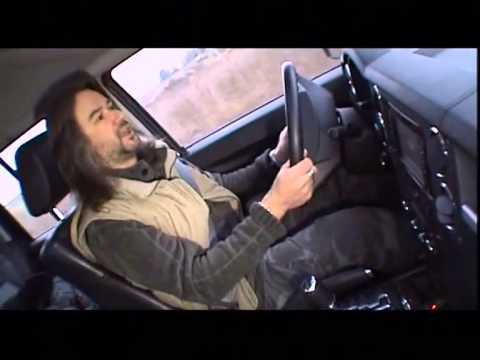 Наши тесты - Непризнанные - Jeep Commander, часть 2