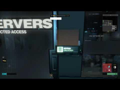 Deus Ex: Mankind Divided: IT Server Room TF29