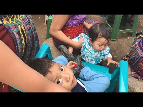 The First 1,000 Days: A Mothers' Meeting in Guatemala