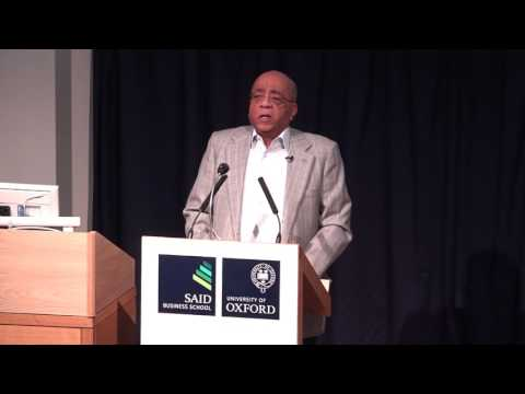 Dr Mo Ibrahim: There's more to Africa than humanitarian issues and wildlife