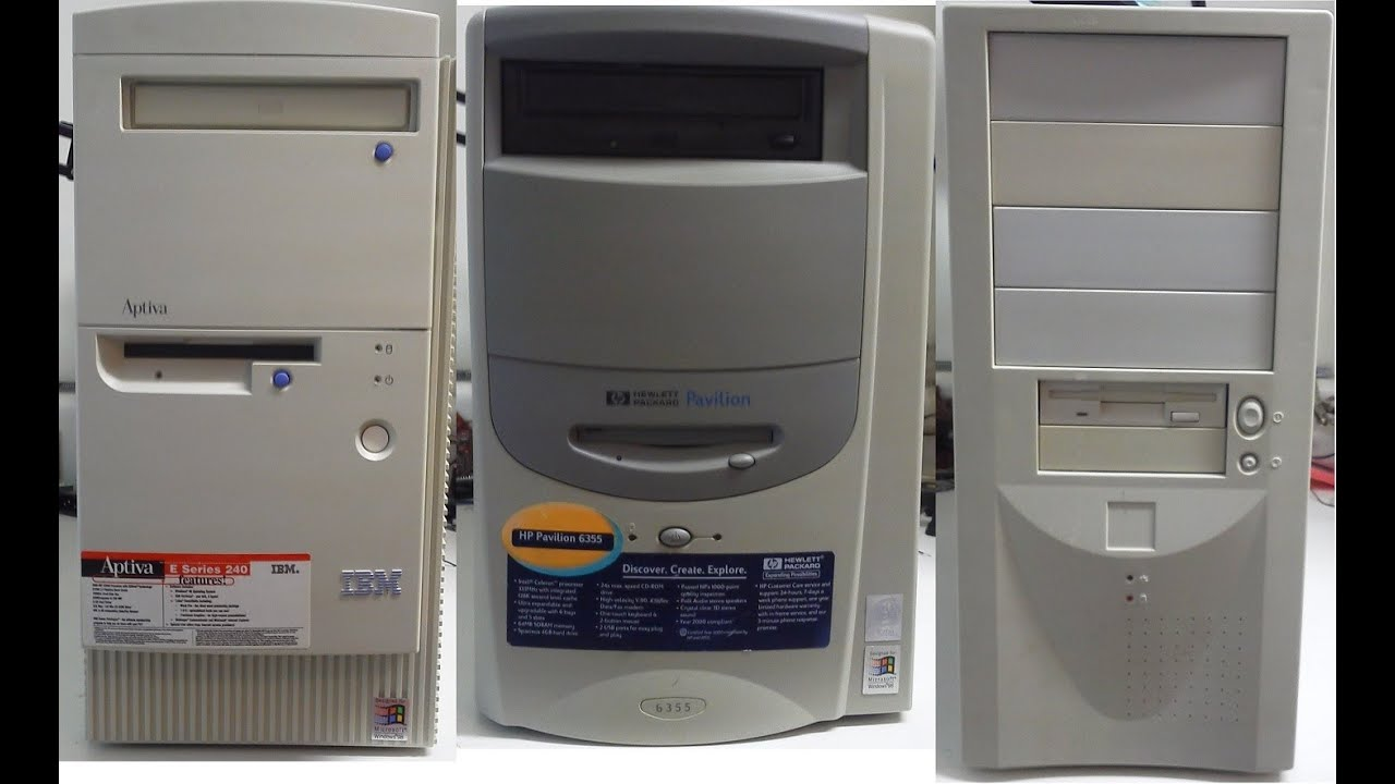 late 90s computers