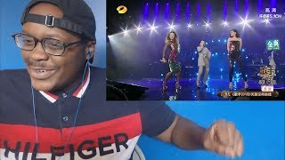 "AMERICAN REACTS TO ""BANG BANG""