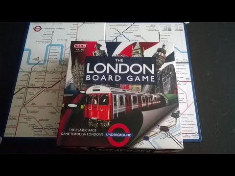 The London Board Game Lets Play