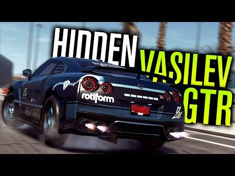HIDDEN Vasilev's Nissan GT-R LOCATION! |  Need for Speed Payback