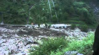 Flood Upper Neelum Valley