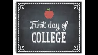 ROBLOX College: The First Day