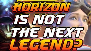 Horizon is Not The Next Legend ? (Theory) :  Apex Legends Season 7